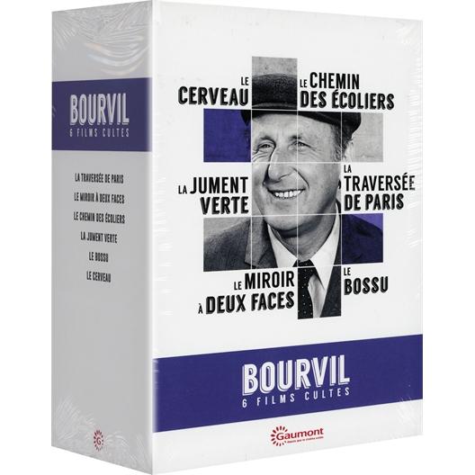 Coffret Bourvil