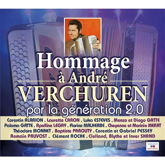 Hommage à André Verchuren par la nouvelle génération 2.0