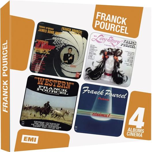 Franck Pourcel : Cinéma
