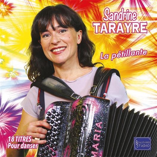 Sandrine Tarayre : La pétillante