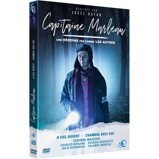 Capitaine Marleau : Corinne Masiero, Charles Berling