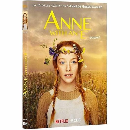 """Anne with an """"E"""" - Saison 1 : Amybeth McNulty, Geraldine James, …"""