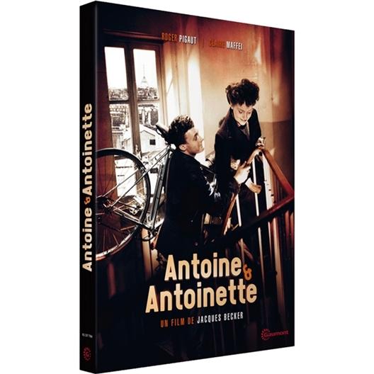Antoine et Antoinette : Roger Pigaut, Claire Mafféi