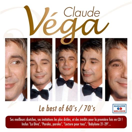 Claude Véga : Le best Of 60's / 70's