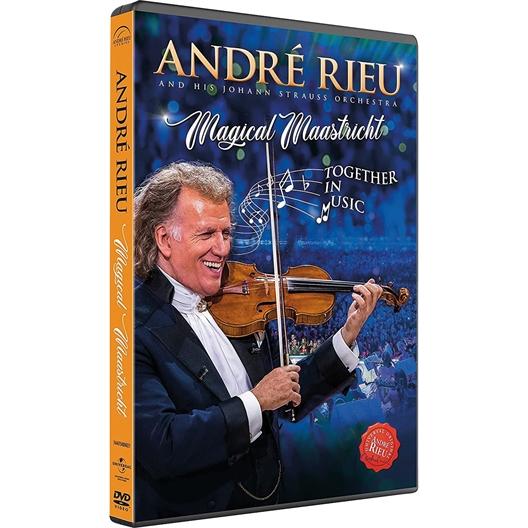 André Rieu : Magical Maastricht