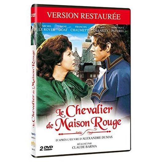 Le Chevalier de Maison rouge : Michel Le Royer, Jean Desailly...