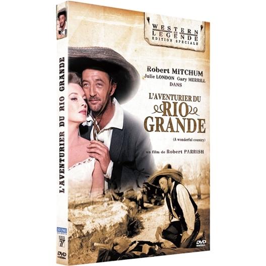 L'aventurier du Rio Grande : Robert Mitchum, Julie London...