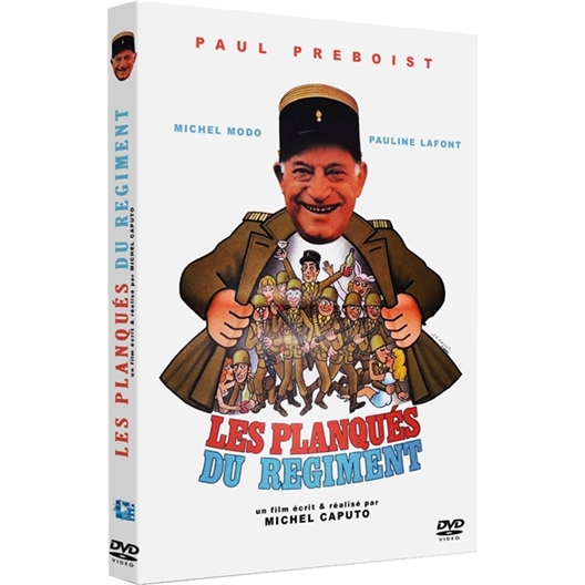 Les planqués du régiment : Paul Preboist, Pauline Lafont
