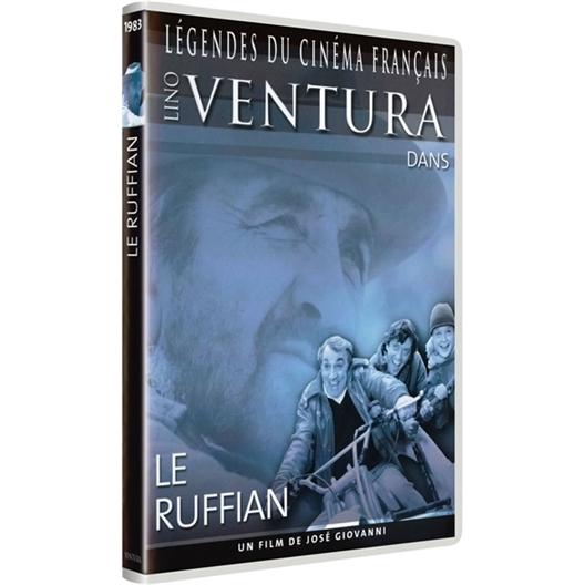Le ruffian : Lino Ventura, Bernard Giraudeau, Claudia Cardinale