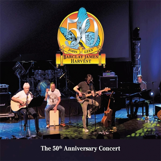 The 50TH Anniversary Concert of Barclay James Harvest