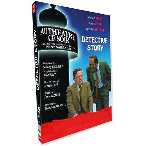 Détective Story : Jacques Villeret, Jean Meyer, Georges Atlas, ...