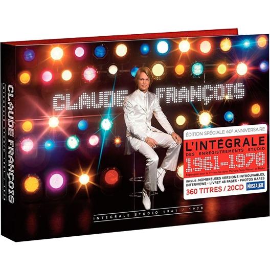 Claude François : L'Intégrale 1961-1978
