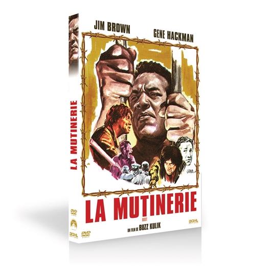 La mutinerie : Jim Brown, Gene Hackman, …