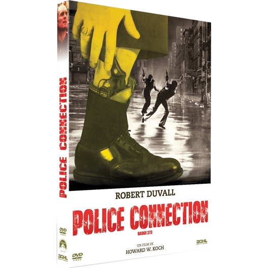 Police Connection : Robert Duvall, Verna Bloom, …