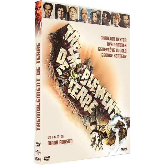 Tremblement de terre : Charlton Heston, Ava Gardner, …