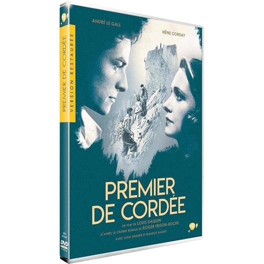 Premier de cordée : Maurice Baquet, Jacques Dufilho, …