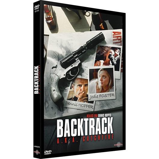 Backtrack A.K.A CATCHFIRE : Jodie Foster, Dennis Hopper, Charlie Sheen, …