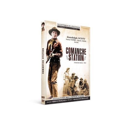 Comanche Station : Claude Akins, Dyke Johnson, Nancy Gates