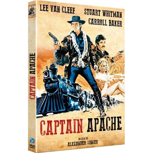 Captain Apache : Lee Van Cleef, Carroll Baker