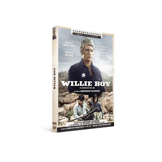 Willie Boy : Robert Redford, Robert Blake, …