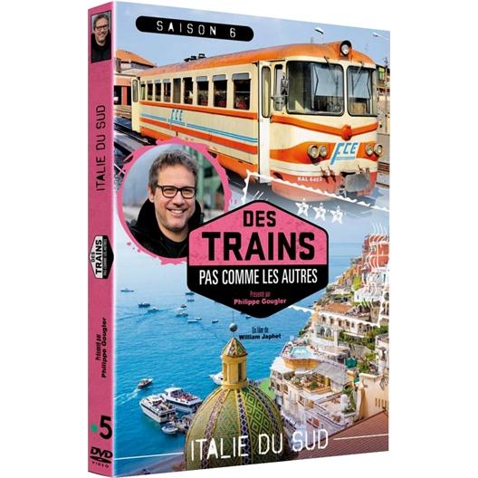 L'Italie du Sud en train