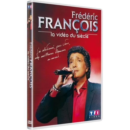 Frédéric François : La vidéo du siècle (DVD)