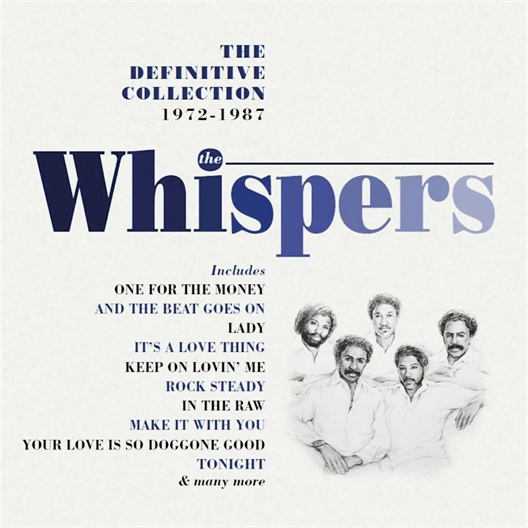 The Whispers : The Definitive Collection 1972-1987