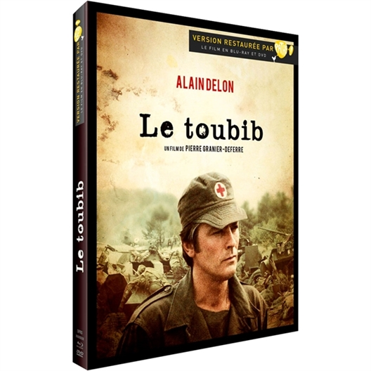 Le toubib (DVD + Blu-Ray)