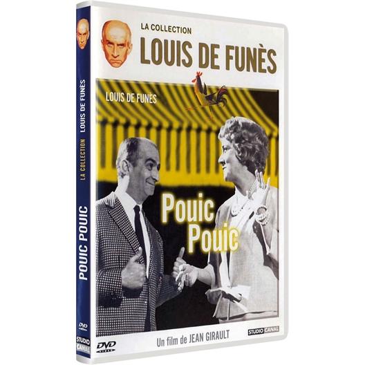 Pouic Pouic : Louis de Funès, Jacqueline Maillan