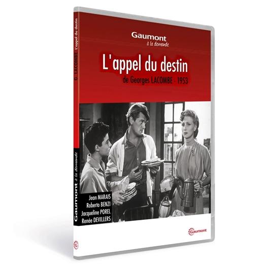 L'appel du destin : Jean Marais, Roberto Benzi…