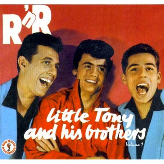 Little Tony and His brothers : Volume 1