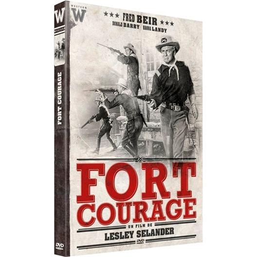 Fort courage : Fred Beir, Donald Barry