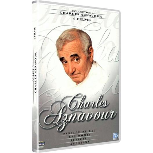 Charles Aznavour - 4 téléfilms