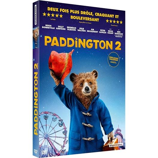 Paddington 2 : Avec les voix de Guillaume Gallienne, Hugh Bonneville