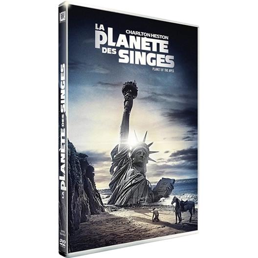 La planète des singes : Charlton Heston, Roddy McDowall