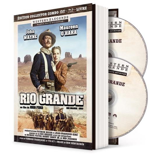 Rio Grande : John Wayne, Maureen O'Hara, Ben Johnson, …