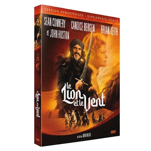 Le lion et le vent : Sean Connery, Candice Bergen, …