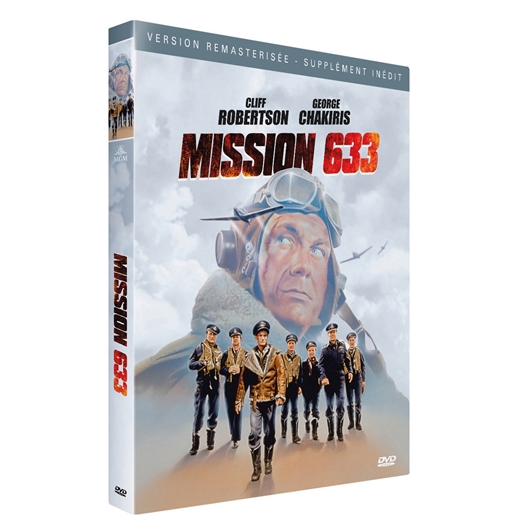 Mission 633 : Cliff Robertson, George Chakiris, …
