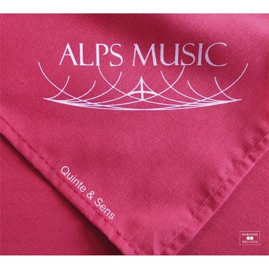 Quinte & sens : Alps music