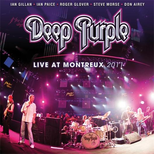 Deep Purple : Live at Montreux 2011