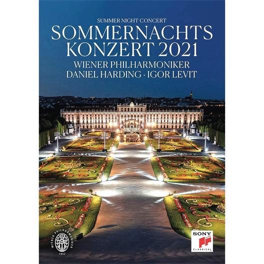 Orchestre philarmonique de Vienne : Summer Night Concert 2021