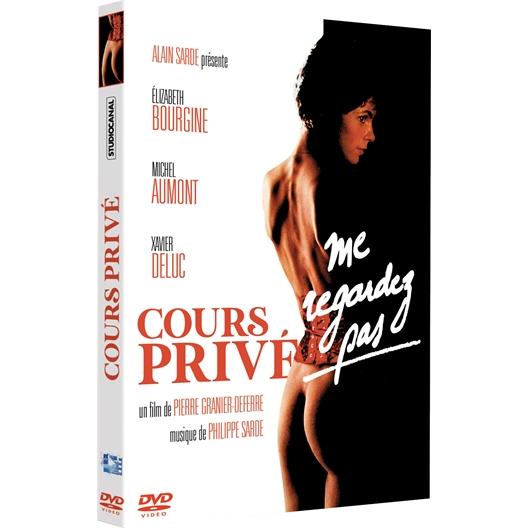 """DVD """"Cours privé"""" : Elizabeth Bourgine, Michel Aumont…"""