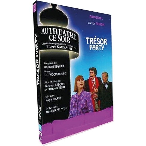 Trésor Party : Annick Alane, Jean-Simon Prévost…