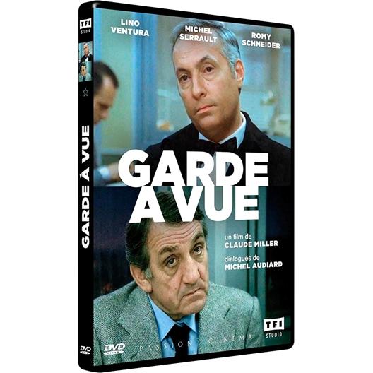 Garde à vue : Romy Schneider, Michel Serrault, Lino Ventura…