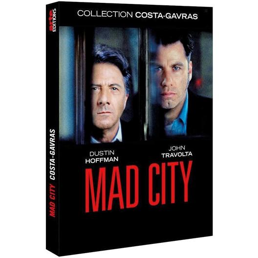 Mad City : John Travolta, Dustin Hoffman…