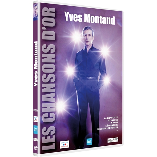 Yves Montand : Les Chansons d'or
