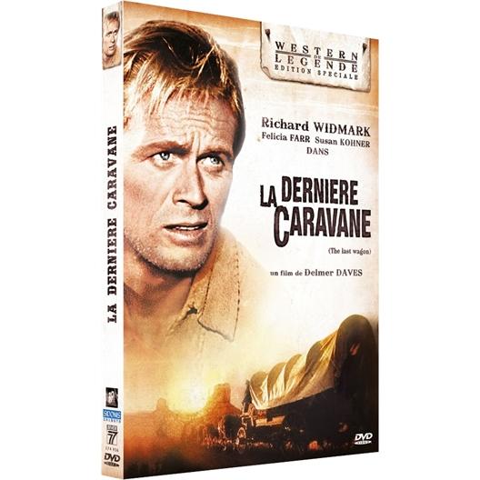 La dernière caravane : Richard Widmark, Felicia Farr…