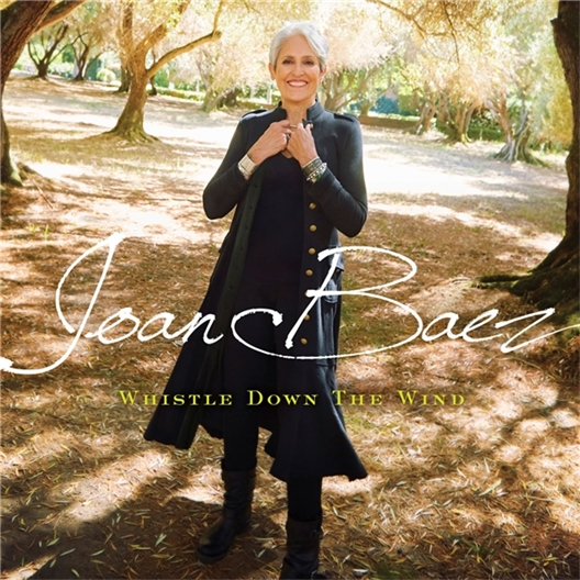 Joan Baez : Whistle down the wind