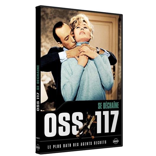OSS 117 se déchaîne : Kerwin Mathews, Naida Sanders…