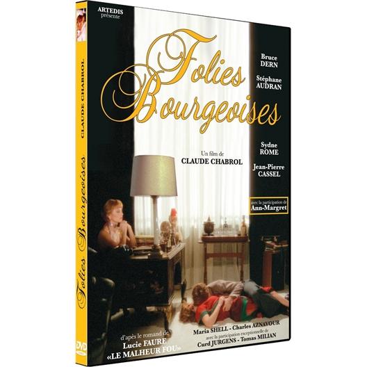 Folies bourgeoises : Stéphane Audran, Jean-Pierre Cassel, Bruce Dern